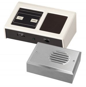SPT010 Intercom Console & Speaker