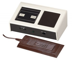 SPT011 Intercom Console & Foot Switch