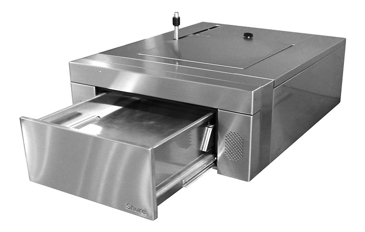 SPT217 Extended Security Drawer With Speaker